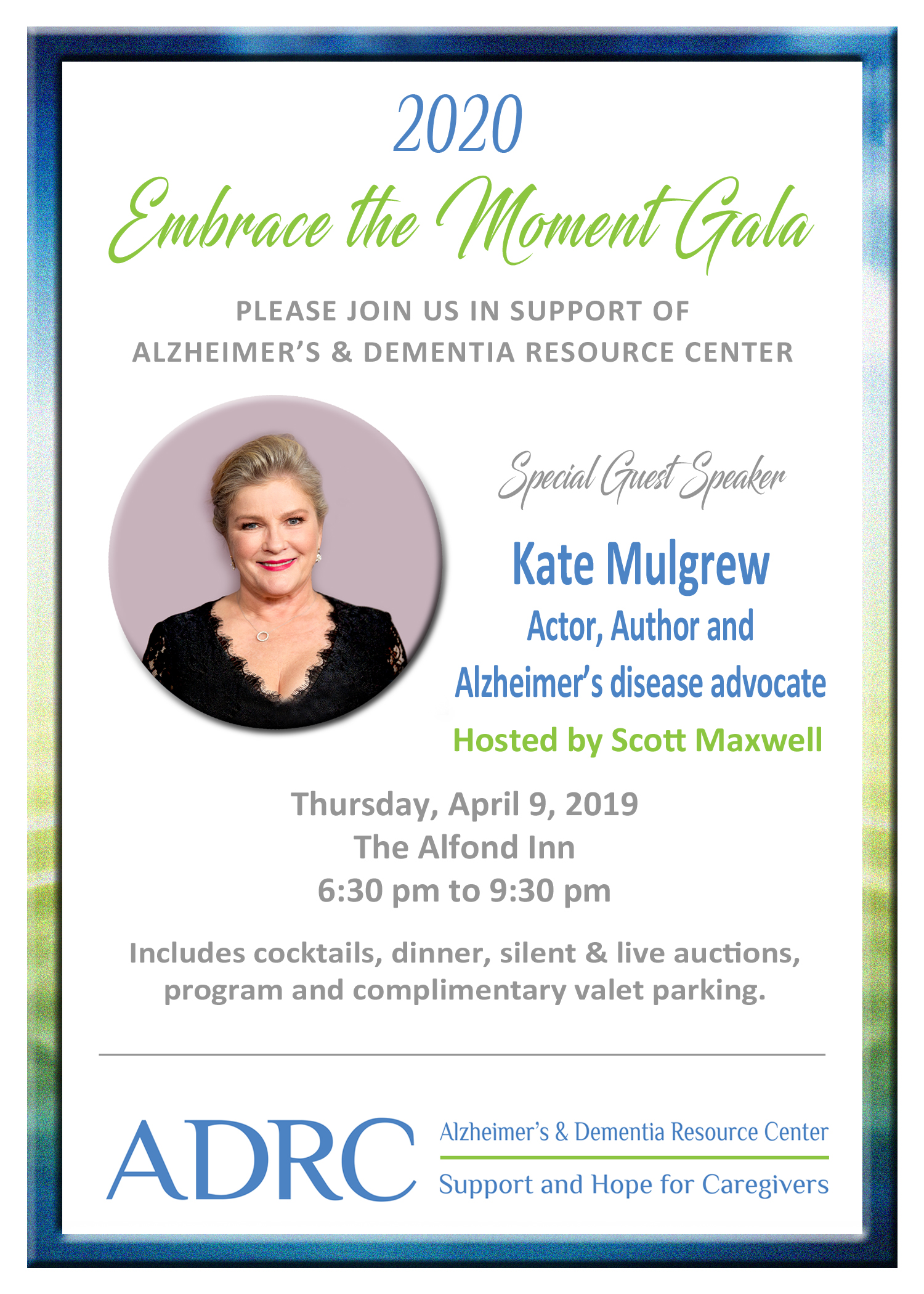 2020 Embrace the Moment Gala